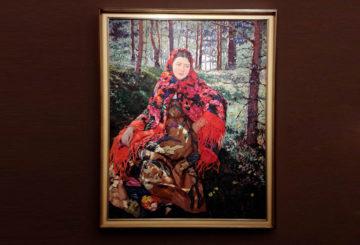 Nikolaja Bogdanova-Beļska darbu izstāde no Latvijas un Vācijas kolekcijām