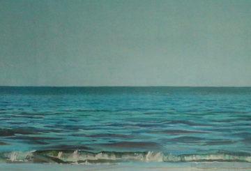 Dace Lielā. Jūra kā apceres stihija