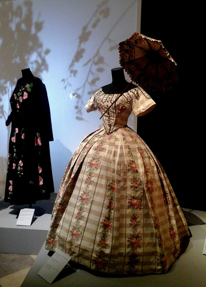 PIERADINĀTĀ DABA. 18.-21. gadsimts Modes vēsturnieka Aleksandra Vasiļjeva kolekcijas izstāde