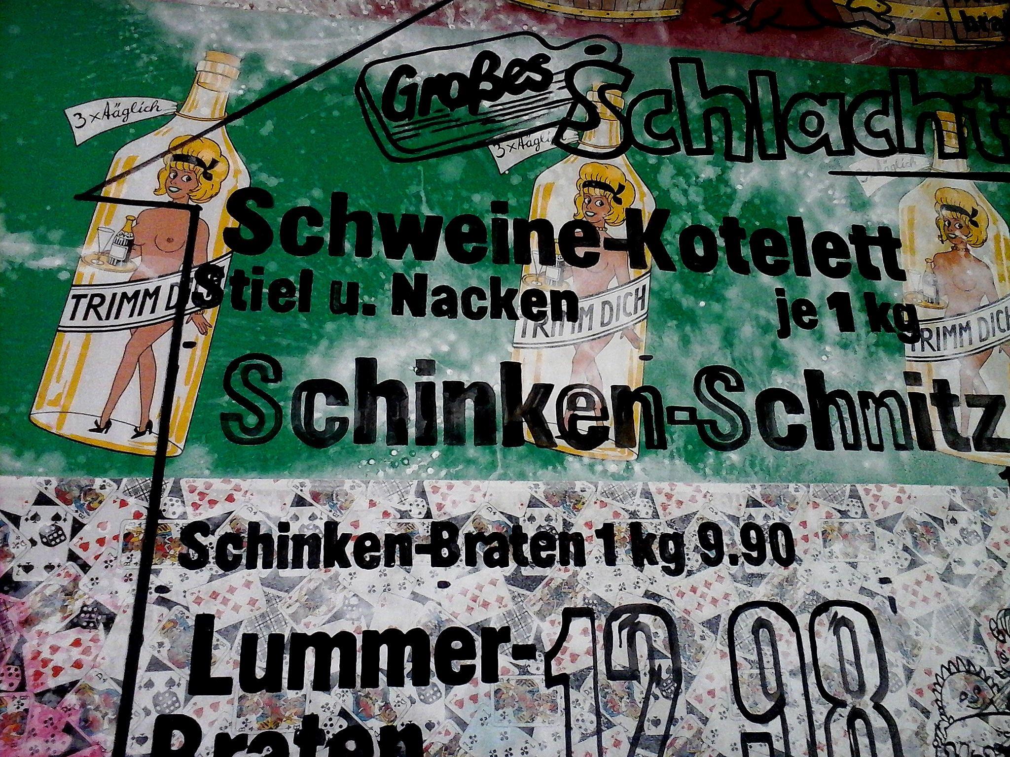 """""""Gara radinieki. Vācu māksla, pēdējais pusgadsimts"""""""