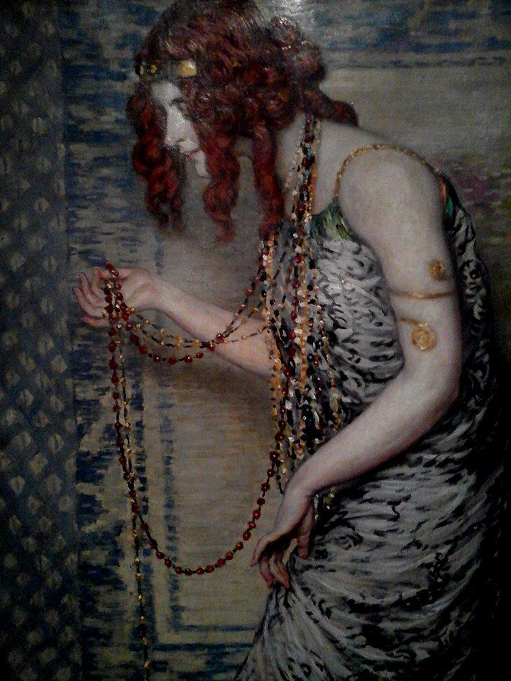 Janis Rozentāls (1866–1916). Māksla un tehnika
