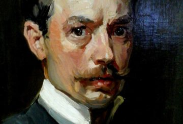 Janis Rozentāls (1866–1916). Māksla un tehnika.