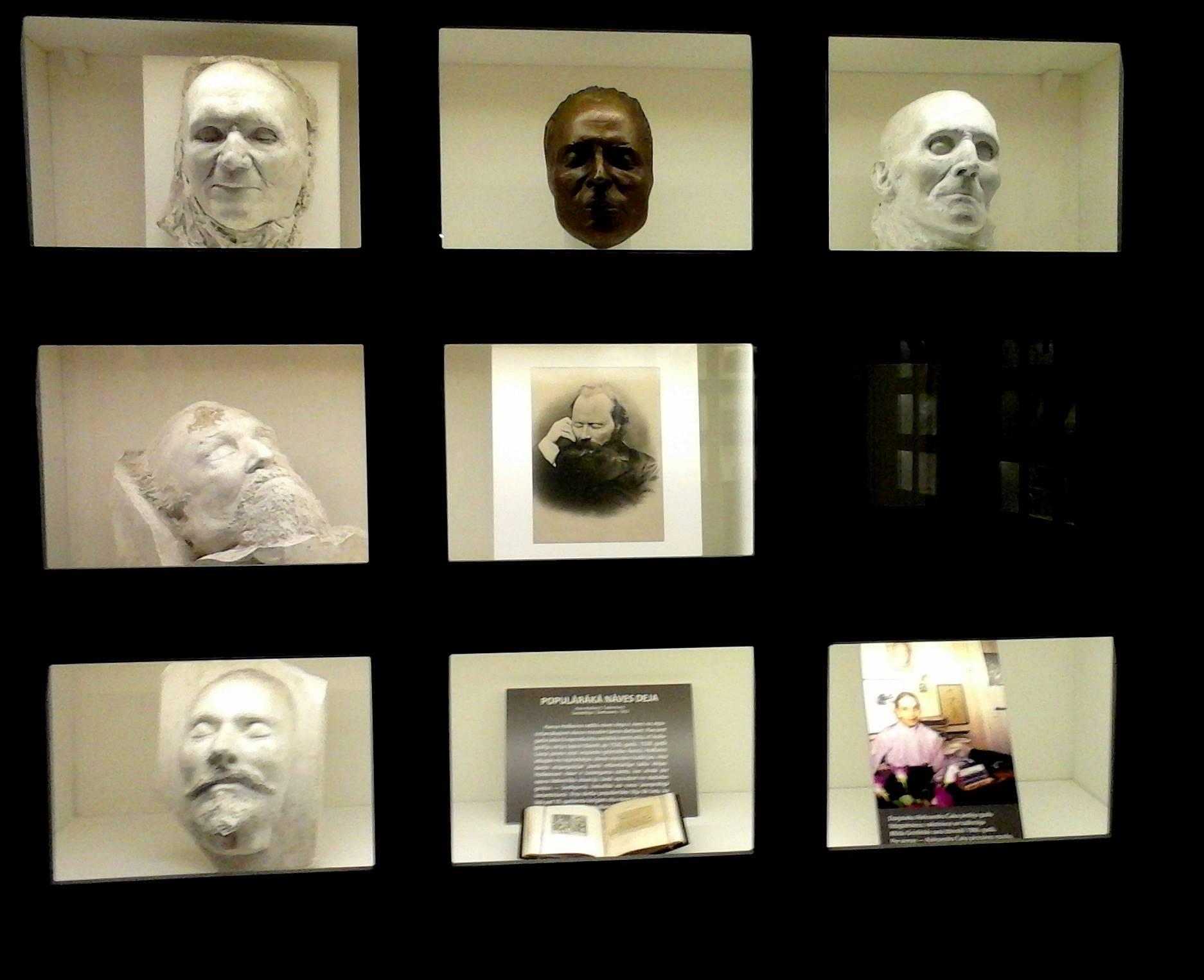 """""""Danse macabre"""" jeb """"Nāves deja"""" Paula Stradiņa Medicīnas vēstures muzejā"""