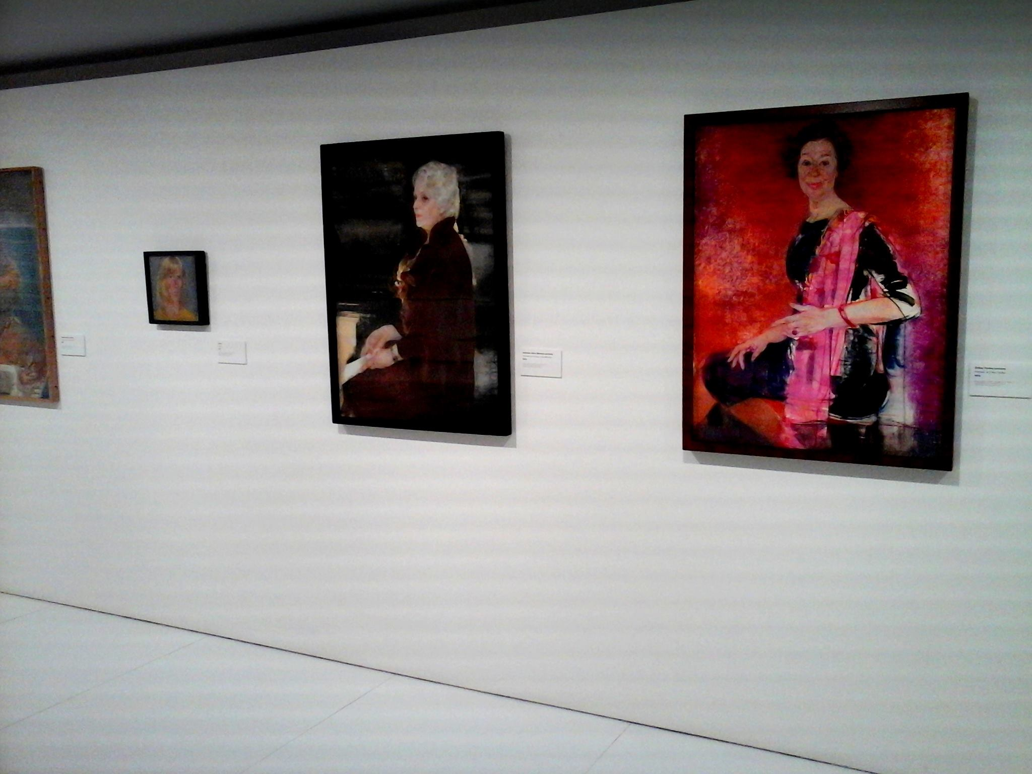 """Felicita Pauļuka – Pasteļi un zīmējumi. Izstāde ciklā """"Paaudze""""."""