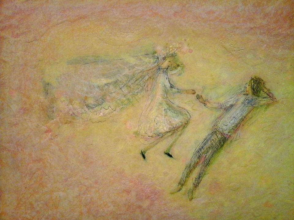 """Laimas Bikšes izstāde galerijā """"Daugava"""""""