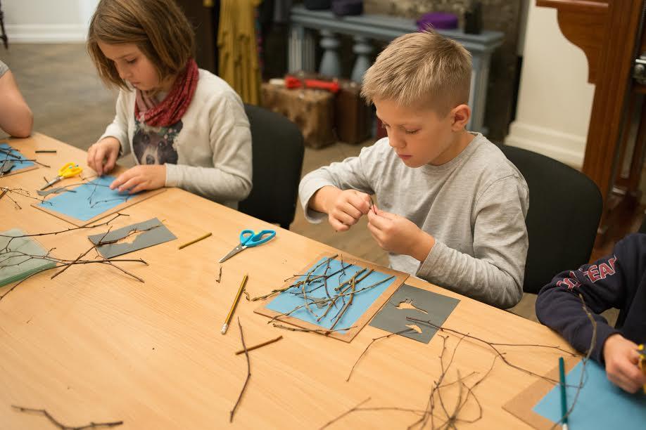 Radošā fotogrāfijas darbnīca bērniem Latvijas Fotogrāfijas muzejā