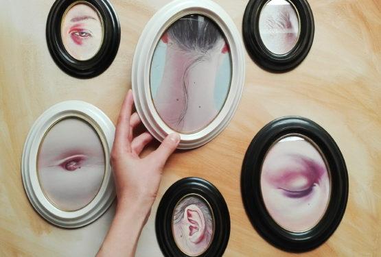 """""""Gleznot var iemācīties tikai darot."""" Intervija ar Annu Pantejevu."""